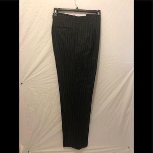 Sean John Black Pinstripe Suit Pants 36L